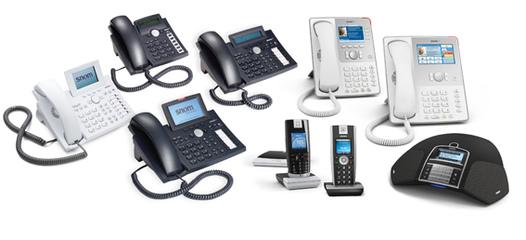 snom-telefoni